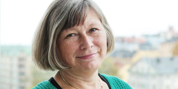Lena Nyberg, generaldirektör för Myndigheten för ungdoms- och civilsamhällsfrågor (MUCF).