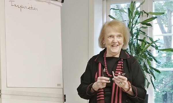 Kay Sprinkel Grace, ledarskapskonsult i insamlingsbranschen