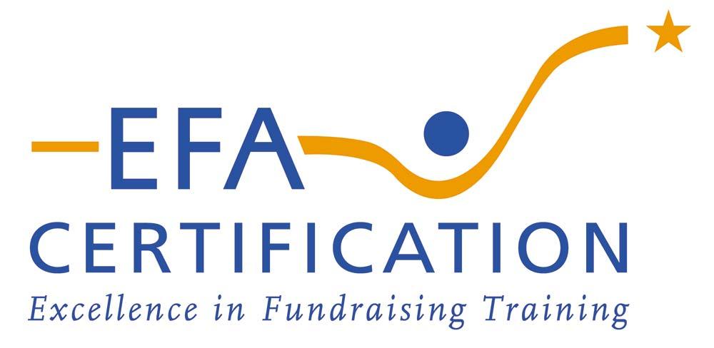 EFA Certification logo