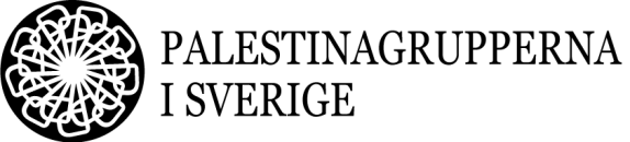 Palestinagrupperna i Sverige