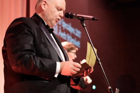 Pär Larshans, Insamlingsforum 2018. Foto: Johanna Lingaas Türk