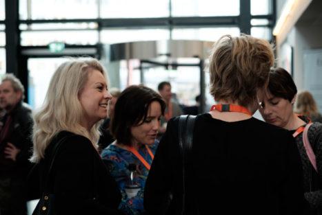Insamlingsforum 2018. Foto: Johanna Lingaas Türk