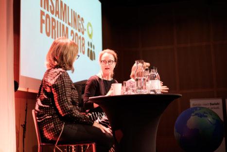 Helene Benno och Ulrika Årehed Kågström