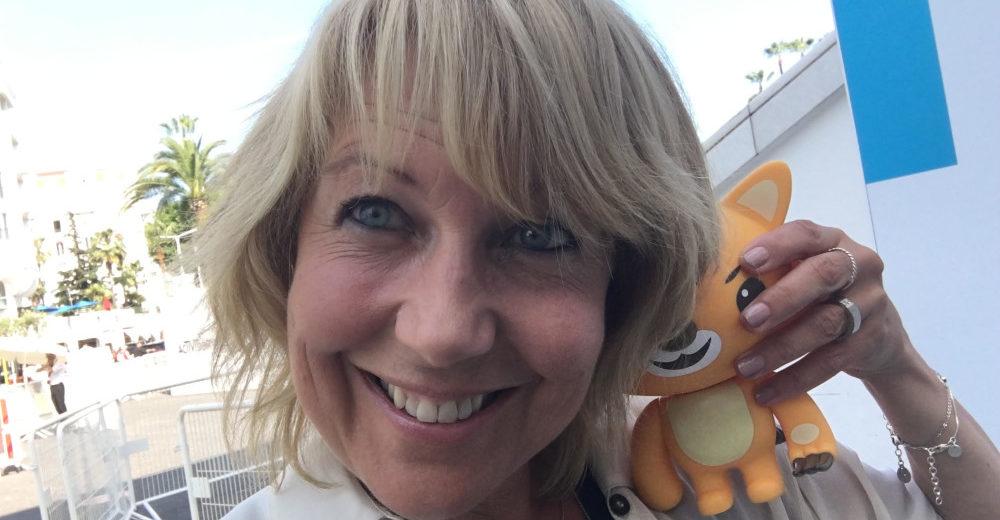 Camilla Wallander, VD Berghs. Foto: Berghs