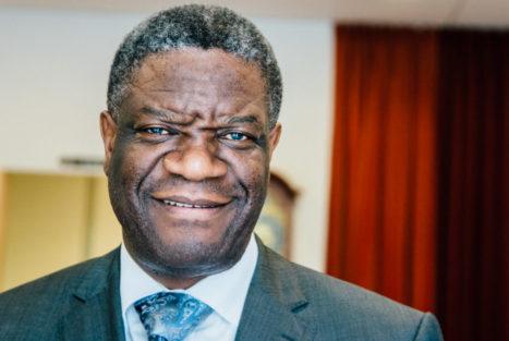 Dr Denis Mukwege, Panzisjukhuset. Foto: Mikael Jägerskog, PMU