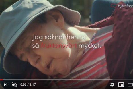 Hjälp Hjärnfonden driva svensk hjärnforskning framåt