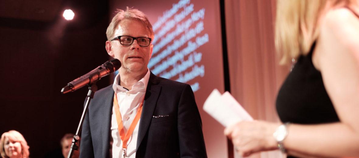 Årets Insamlare - Företagssamarbete 2017. Foto: Johanna Lingaas Türk