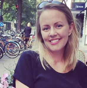Anna Tjäder - Insamlingsforum 2019