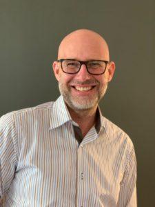 Henrik Östman - talare Insamlingsofrum 2019