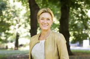 Kristina Sparreljung Hjärt--Lungfonden