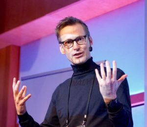 Mattias Andersson - talare Insamlingsforum 2019
