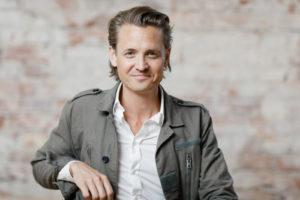 Niklas Adalberth - talare Insamlingsforum 2019