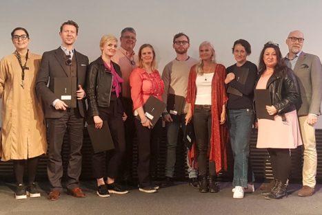 Certified Funsraiser avgångsklass 2019. Foto: Sofia Karlsson