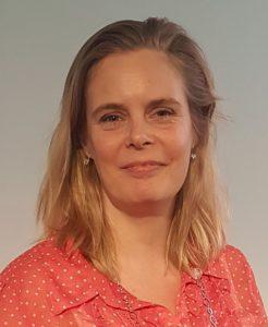 Karin Timm Östlund. Foto. Sofia Karlsson