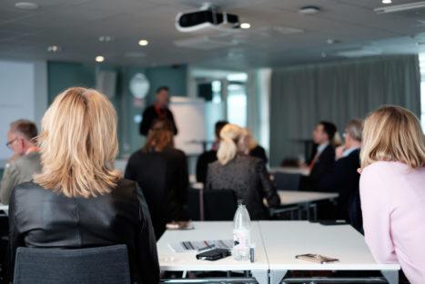 Civilsamhällets strategiforum – styrning och ekonomi för ideell sektor. Foto: Johanna Lingaas Türk.